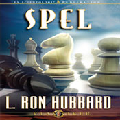 Spel (Games, Swedish Edition) (Unabridged) Audiobook, by L. Ron Hubbard