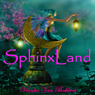 SphinxLand (Unabridged) Audiobook, by Vianka Van Bokkem