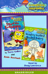 SpongeBob SquarePants: Chapter Books 1 & 2 (Unabridged) Audiobook, by Terry Collins