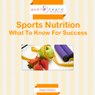 Sports Nutrition AudioLearn Audiobook, by Dale Horton