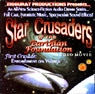 Star Crusaders of the Earthian Foundation - First Crusade: Entombment on Vultrex (Unabridged) Audiobook, by Bob E. Flick