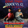 Star Trek: Spock vs. Q, The Sequel (Adapted), by Cecelia Fannon