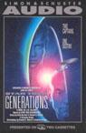 Star Trek VII: Generations Audiobook, by J. M. Dillard