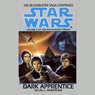 Star Wars: The Jedi Academy Trilogy, Volume 2: Dark Apprentice Audiobook, by Kevin J. Anderson