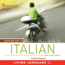Starting Out in Italian Audiobook, by Living Language