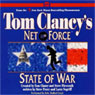 State of War: Tom Clancys Net Force #7 Audiobook, by Steve Perry