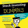 Stock Investing for Dummies, 2nd Edition Audiobook, by Paul Mladjenovic