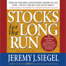 Stocks for the Long Run (Unabridged), by Jeremy Siegel