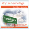 Stop Self-Sabotage (Self-Hypnosis & Meditation): Dont Be a Defeatist Hypnosis (Unabridged) Audiobook, by Amy Applebaum Hypnosis