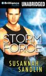 Storm Force Audiobook, by Susannah Sandlin