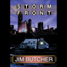 Storm Front: The Dresden Files, Book 1 (Unabridged) Audiobook, by Jim Butcher