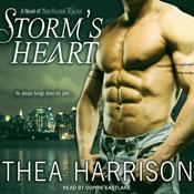 Storms Heart: Elder Races Series #2 (Unabridged) Audiobook, by Thea Harrison