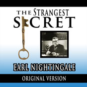 The Strangest Secret (Unabridged), by Earl Nightingale