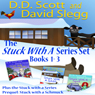 The Stuck with a Series Boxed Set #1 (Unabridged) Audiobook, by D. D. Scott