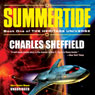 Summertide: The Heritage Universe, Book 1 (Unabridged), by Charles Sheffield