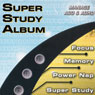Super Study Album: Manage ADD & ADHD Audiobook, by James Lowell Phillips