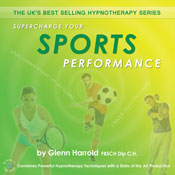Supercharge Your Sports Performance Audiobook, by Glenn Harrold