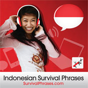 Survival Phrases - Indonesian (Part 1), Lessons 1-30, by Innovative Language Learning