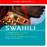 Swahili Audiobook, by Living Language
