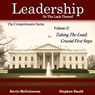 Taking the Lead: Crucial First Steps, Volume 2: Leadership, or the Lack Thereof: The Comprehensive Series Audiobook, by Kevin McGuinness