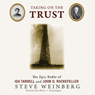 Taking on the Trust: The Epic Battle of Ida Tarbell and John D. Rockefeller (Unabridged) Audiobook, by Steve Weinberg