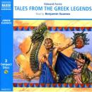 Tales from the Greek Legends (Unabridged) Audiobook, by Edward Ferrie
