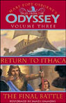 Tales From the Odyssey #3 (Unabridged), by Mary Pope Osborne