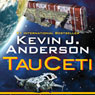 Tau Ceti: The Stellar Guild (Unabridged) Audiobook, by Kevin J. Anderson