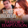 Taylors Temptation (Unabridged) Audiobook, by Suzanne Brockmann