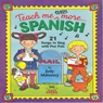 Teach Me Even More Spanish Audiobook, by Judy R. Mahoney