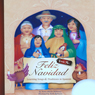 Teach Me Feliz Navidad: Learning Songs and Traditions in Spanish, by Anna Maria Mahoney