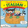 Teach Me More Italian Audiobook, by Judy R. Mahoney