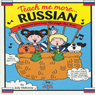 Teach Me More Russian Audiobook, by Judy R. Mahoney