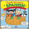 Teach Me More Spanish Audiobook, by Judy R. Mahoney
