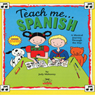 Teach Me Spanish Audiobook, by Judy R. Mahoney