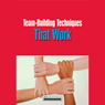 Team Building Techniques That Work: Pratical Advice For Fostering Teamwork Among Your Staff (Unabridged), by Briefings Media Group