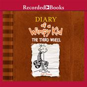 The Third Wheel: Diary of a Wimpy Kid, Book 7 (Unabridged), by Jeff Kinney