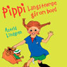Thomas Winding laeser Pippi Langstrompe gar om bord (Thomas Winding Reads Pippi Goes on Board) (Unabridged) Audiobook, by Astrid Lindgren