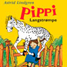 Thomas Winding laeser Pippi Langstrompe (Thomas Winding Reads Pippi Longstocking) (Unabridged) Audiobook, by Astrid Lindgren