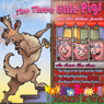 The Three Little Pigs and Other Childrens Favorites Audiobook, by Joseph Jacobs