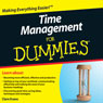 Time Management For Dummies Audiobook Audiobook, by Clare Evans