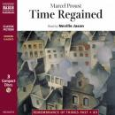 Time Regained Audiobook, by Marcel Proust