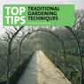 Top Tips -Traditional Gardening Techniques, by Tom Petherick