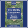 Total Quality Management: Managing Employees (Unabridged) Audiobook, by Stephen George