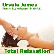 Total Relaxation with Ursula James Audiobook, by Ursula James