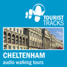 Tourist Tracks Cheltenham MP3 Walking Tours: Two Audio-guided Walks Around Cheltenham (Unabridged) Audiobook, by Tim Gillett