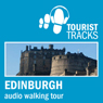 Tourist Tracks: Edinburgh MP3 Walking Tour: An audio-guided walk around Edinburghs Old and New Towns (Unabridged) Audiobook, by Tim Gillett