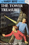 The Tower Treasure: Hardy Boys 1 (Unabridged), by Franklin Dixon
