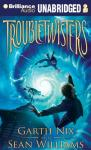 Troubletwisters Book 2: The Monster (Unabridged) Audiobook, by Garth Nix