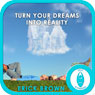 Turn Your Dreams Into Reality: Hypnosis & Meditation Audiobook, by Erick Brown